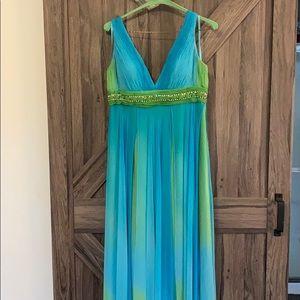 Designer graduation/prom dress